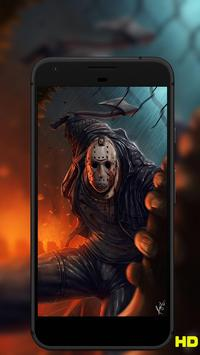 Jason Voorheez Wallpaper screenshot 2
