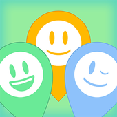 Friendable - Find, Chat & Meet icon