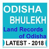 Odisha Bhulekh | Odisha land Records Online icon
