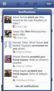 Friendly for FB apk screenshot