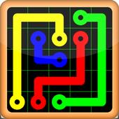 Light Free Flow Line Game 2 icon