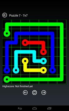 Light Free Flow Line Game 2 screenshot 10