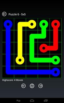 Light Free Flow Line Game 2 screenshot 1