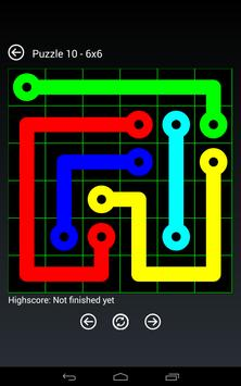 Light Free Flow Line Game 2 screenshot 2