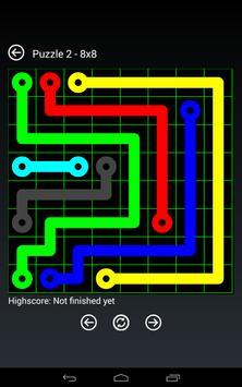Light Free Flow Line Game 2 screenshot 3