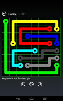 Light Free Flow Line Game 2 screenshot 4