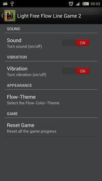 Light Free Flow Line Game 2 screenshot 7