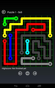 Light Free Flow Line Game 2 screenshot 8