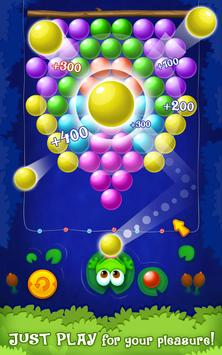 Froggy - Bubble Game screenshot 2
