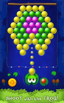 Froggy - Bubble Game screenshot 3