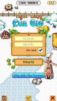 Ngôi Làng Của Gió poster