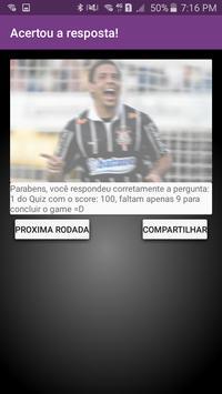 Corinthians Quiz Game apk screenshot
