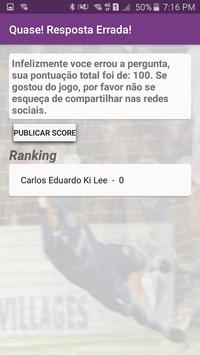 Corinthians Quiz Game screenshot 4