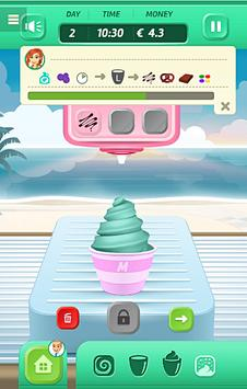 Frozen Yogurt Land Froyo Maker screenshot 5