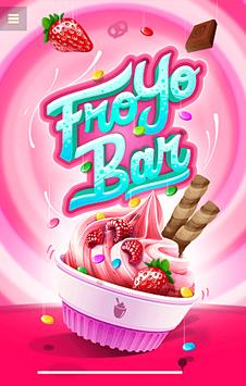 Frozen Yogurt Land Froyo Maker poster