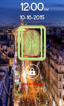 Fingerprint Screen Lock screenshot 12