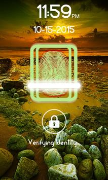 Fingerprint Screen Lock screenshot 4