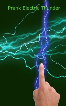 Prank Electric Thunder apk screenshot