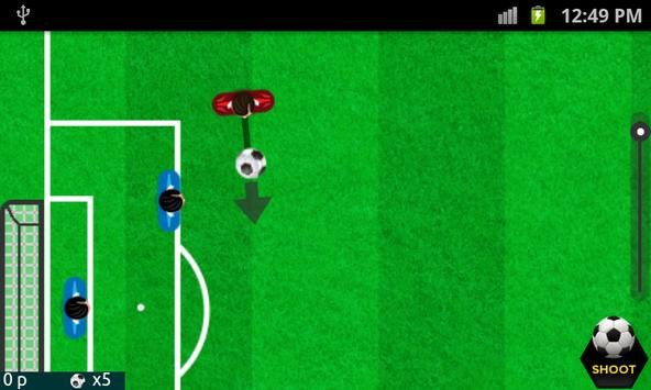 Soccer Free Kick HS apk screenshot
