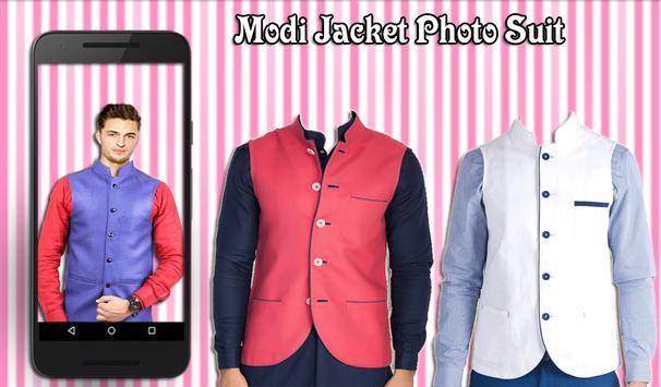 Modi Jacket Photo Suit poster
