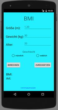BMI poster