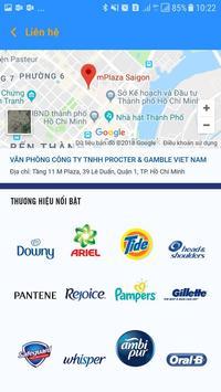 P&G Khách hàng thân thiết screenshot 7