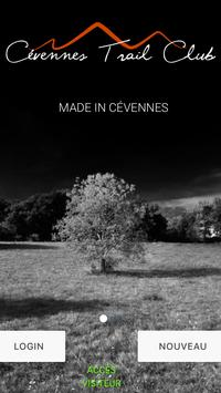Cévennes Trail Club poster