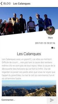 Cévennes Trail Club apk screenshot