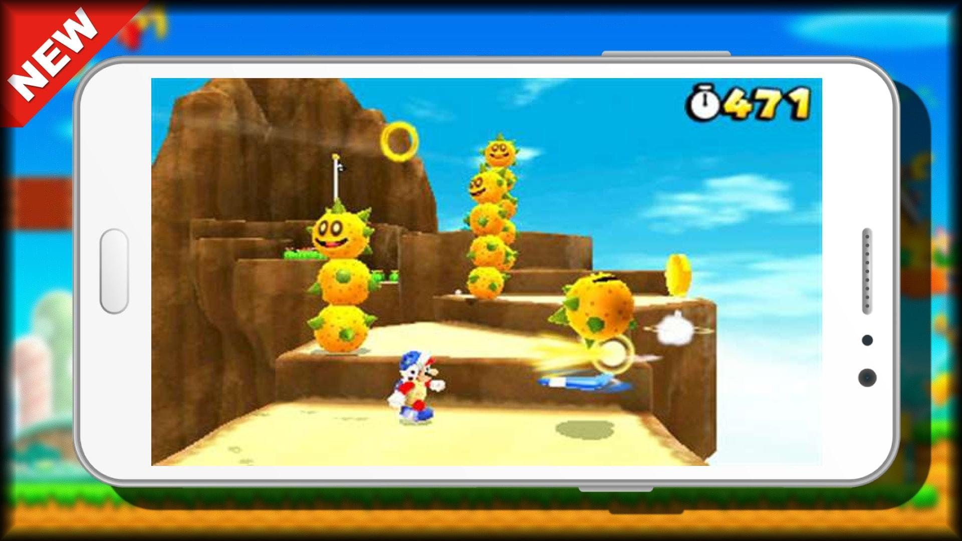 guide super mario 3d land for Android - APK Download