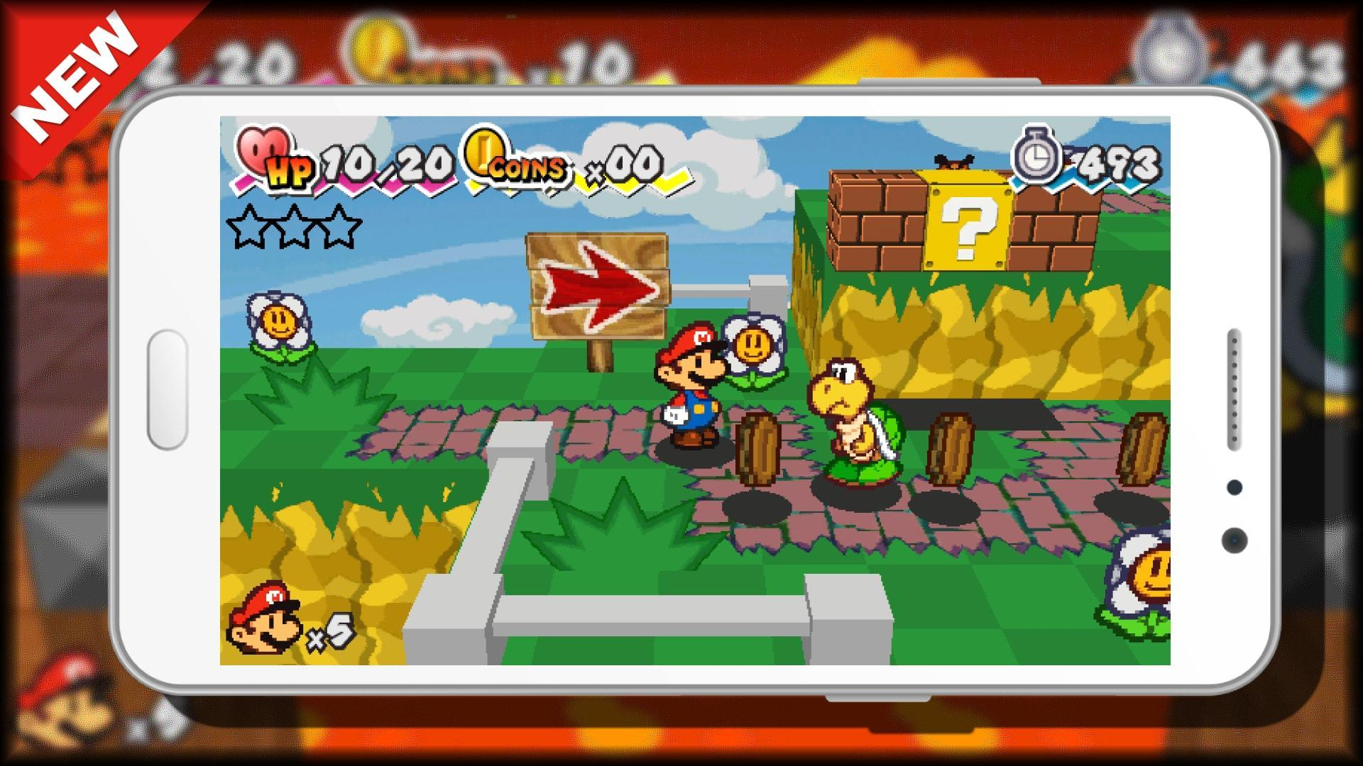 Tips Paper Mario 3d Land For Android Apk Download