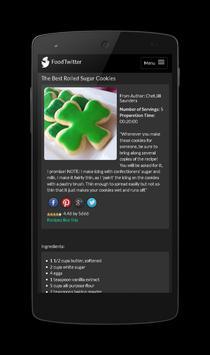 Healthy Food Recipe screenshot 6
