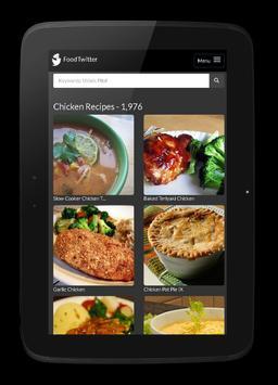 Healthy Food Recipe screenshot 10