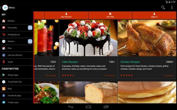 Healthy Food Recipe screenshot 15