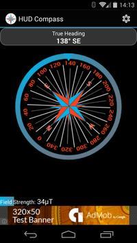 HUD Compass screenshot 2