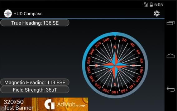 HUD Compass screenshot 7