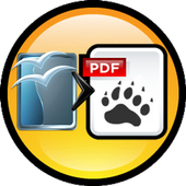 Open Office to PDF Converter icon
