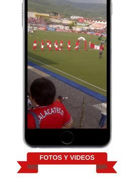 Malacateco Noticias - Futbol de Guatemala apk screenshot