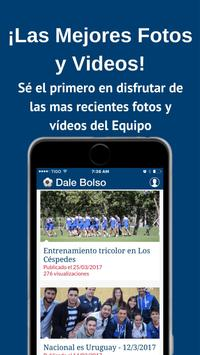 FutbolApps.net Bolso Fans poster