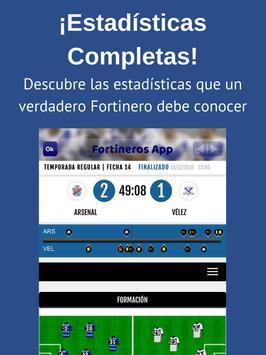 FutbolApps.net Vélez Fans screenshot 6