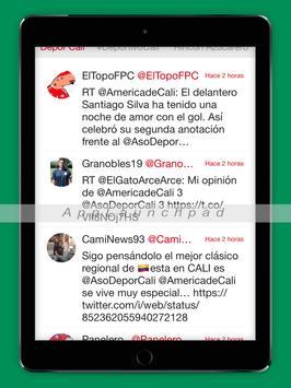 FutbolApps.net Cali Fans apk screenshot