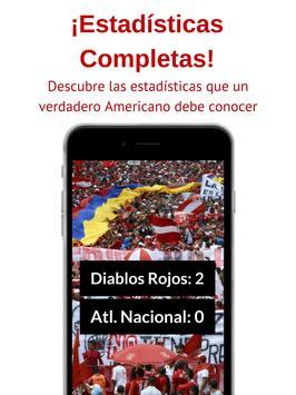 FutbolApps.net America Fans screenshot 9