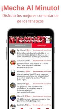 FutbolApps.net America Fans screenshot 1