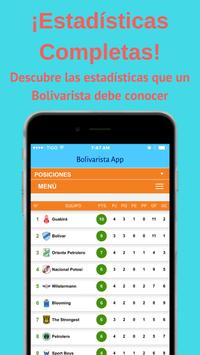 FutbolApps.net Bolivarista Fans apk screenshot