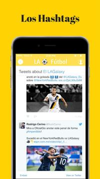 FutbolApps.net Los Angeles Fans poster