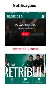 Coritiba Notícias - Glorioso Coxa-Branca Brasil poster