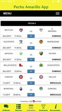 Guastatoya Noticias - Futbol de los Pecho Amarillo screenshot 3