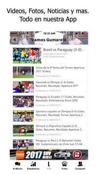 Libertad Noticias - Futbol del Club Libertad de Py screenshot 2