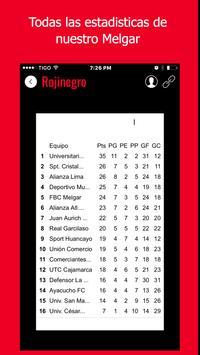 Melgar Noticias - Futbol del FBC Melgar de Perú apk screenshot