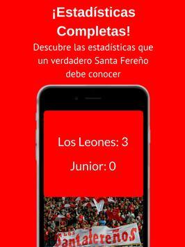 FutbolApps.net Santa Fe Fans screenshot 9