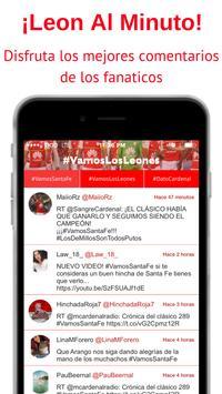 FutbolApps.net Santa Fe Fans screenshot 1
